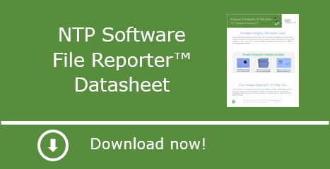 NTP Software File Reporter